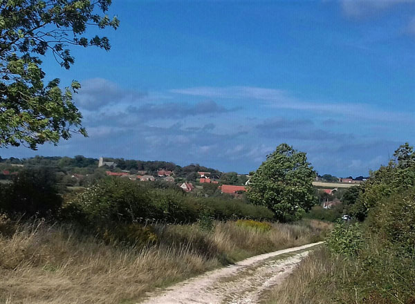 Ringstead from Peddars Way South