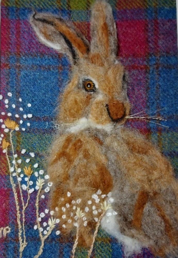 Julie Pentney - hare two