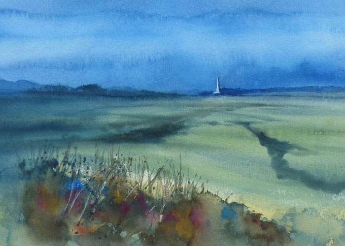 Stephen Martyn - watercolour