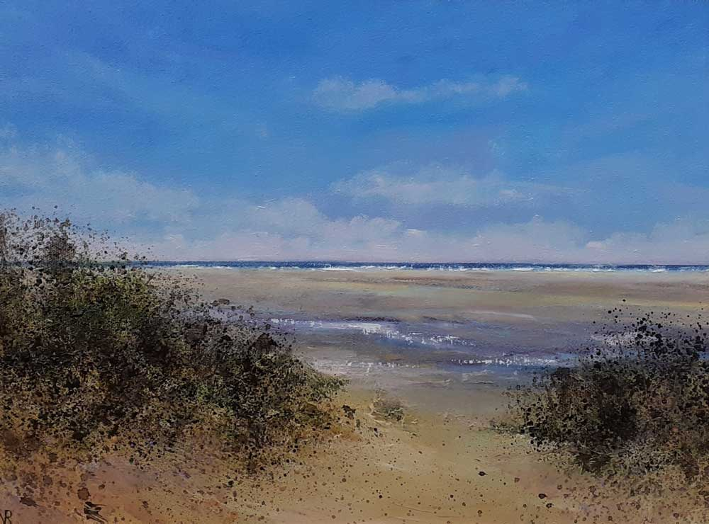Vanda Richards - Through The Dunes - Thornham